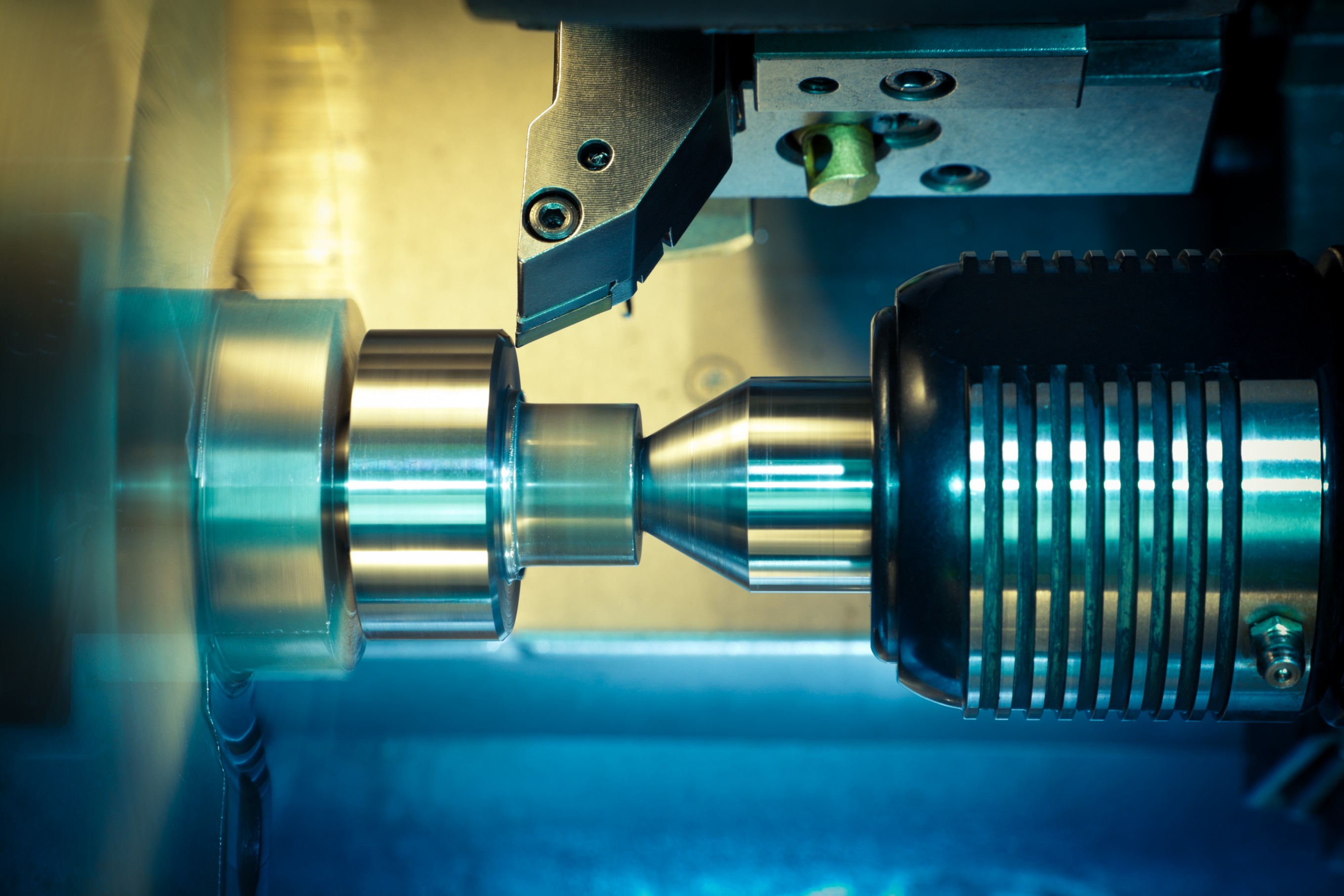 máquinas CNC para tubos metálicos
